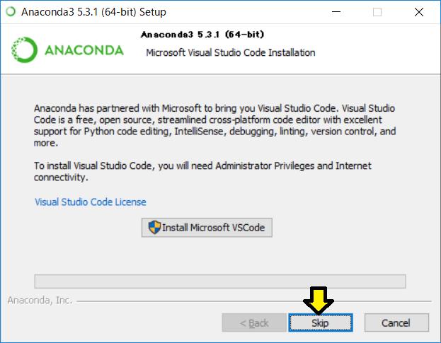 Conda install cudnn 5 1   VS Code in Anaconda Distribution